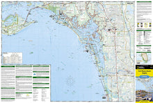Load image into Gallery viewer, 407 :: Fort Myers Beach Naples Map Trails Illustrated Maps EVMAPLINK