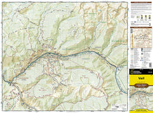 Load image into Gallery viewer, 602 :: Vail Map [Local Trails] Local Trails EVMAPLINK