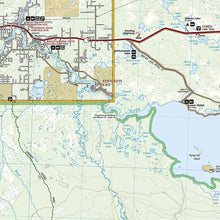 Load image into Gallery viewer, 760 :: Kenai National Wildlife Refuge [Chugach National Forest] Map Trails Illustrated Maps EVMAPLINK