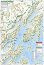 Load image into Gallery viewer, 761 :: Prince William Sound West Map Trails Illustrated Maps EVMAPLINK