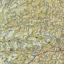 Load image into Gallery viewer, 785 :: Nantahala and Cullasaja Gorges [Nantahala National Forest] Map Trails Illustrated Maps EVMAPLINK