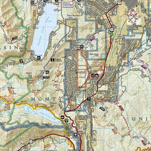 Load image into Gallery viewer, 803 :: Lake Tahoe Basin [US Forest Service] Map Trails Illustrated Maps EVMAPLINK