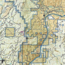 Load image into Gallery viewer, 805 :: Tahoe National Forest East [Sierra Buttes Donner Pass] Map Trails Illustrated Maps EVMAPLINK