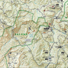 Load image into Gallery viewer, 852 :: Hellsgate Salome and Sierra Ancha Wilderness Areas [Apache-Sitgreaves Coconino and Tonto National Forests] Map Trails Illustrated Maps EVMAPLINK