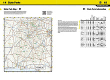 Load image into Gallery viewer, Alabama Recreation Atlas Recreation Atlases EVMAPLINK