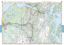 Load image into Gallery viewer, Alaska Road & Recreation Atlas Benchmark Maps EVMAPLINK