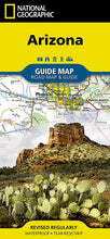 Load image into Gallery viewer, Arizona Guide Maps EVMAPLINK