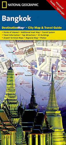 Bangkok City Destination Maps EVMAPLINK