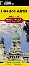 Load image into Gallery viewer, Buenos Aires City Destination Maps EVMAPLINK
