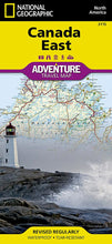 Load image into Gallery viewer, Canada East Adventure Maps EVMAPLINK