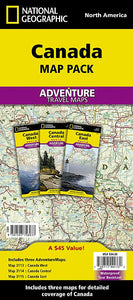 Canada [Map Pack Bundle] Adventure Maps EVMAPLINK