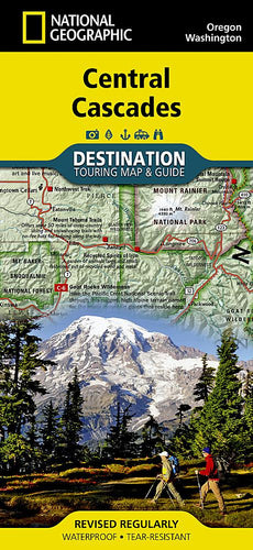 Central Cascades Destination Maps EVMAPLINK