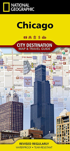 Chicago City Destination Maps EVMAPLINK