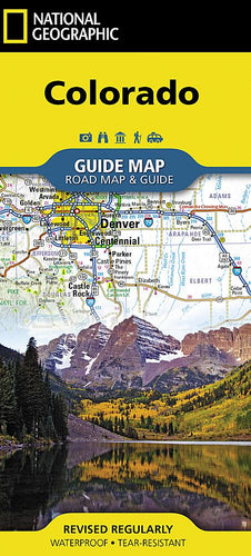 Colorado Guide Maps EVMAPLINK