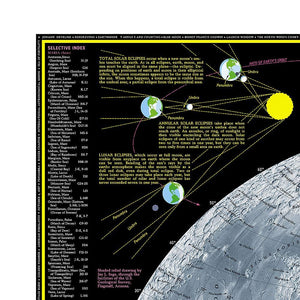Earth's Moon Wall Maps EVMAPLINK