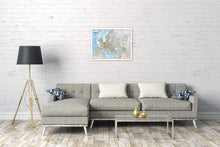 Load image into Gallery viewer, Europe Classic Wall Maps EVMAPLINK