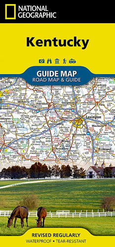 Kentucky Guide Maps EVMAPLINK