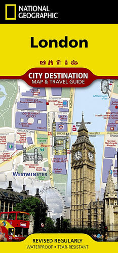 London City Destination Maps EVMAPLINK