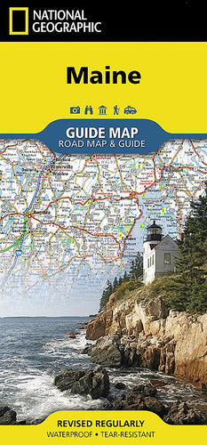 Maine Guide Maps EVMAPLINK