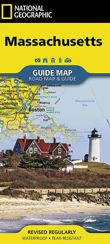 Massachusetts Guide Maps EVMAPLINK