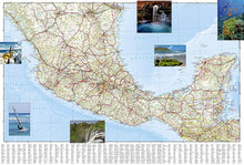 Load image into Gallery viewer, Mexico Adventure Maps EVMAPLINK