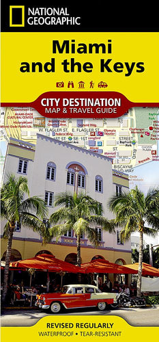 Miami and the Keys City Destination Maps EVMAPLINK