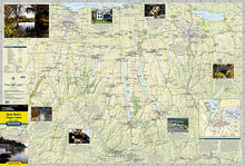 Load image into Gallery viewer, New York's Finger Lakes Destination Maps EVMAPLINK