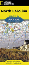 Load image into Gallery viewer, North Carolina Guide Maps EVMAPLINK