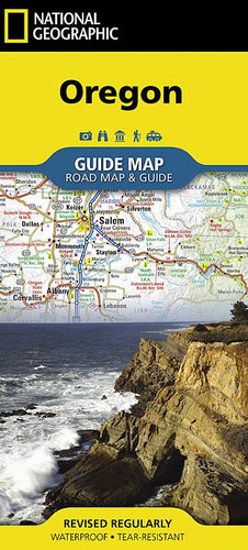 Oregon Guide Maps EVMAPLINK