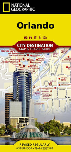 Orlando City Destination Maps EVMAPLINK