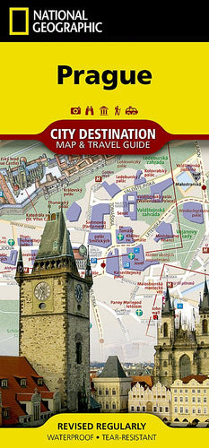 Prague City Destination Maps EVMAPLINK