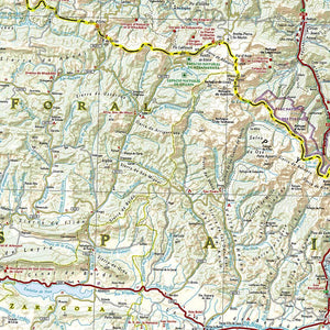 Pyrenees and Andorra Adventure Maps EVMAPLINK