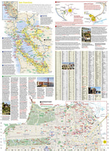 Load image into Gallery viewer, San Francisco City Destination Maps EVMAPLINK