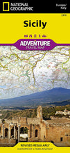 Load image into Gallery viewer, Sicily [Italy] Adventure Maps EVMAPLINK