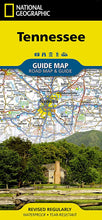 Load image into Gallery viewer, Tennessee Guide Maps EVMAPLINK