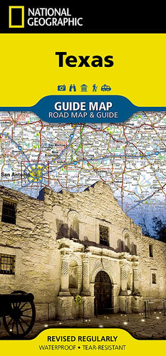 Texas Guide Maps EVMAPLINK