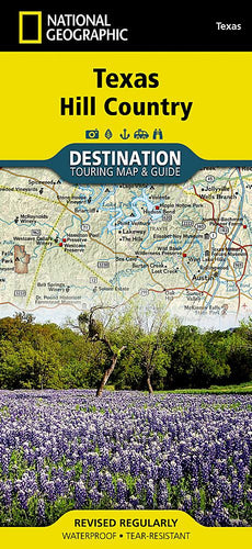 Texas Hill Country Destination Maps EVMAPLINK