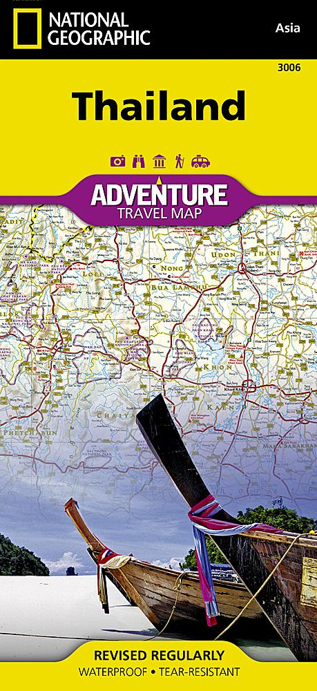 Thailand Adventure Maps EVMAPLINK