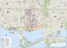 Load image into Gallery viewer, Toronto City Destination Maps EVMAPLINK