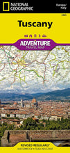 Load image into Gallery viewer, Tuscany [Italy] Adventure Maps EVMAPLINK