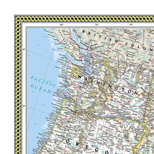 Load image into Gallery viewer, United States Classic Map [Mural] Wall Maps EVMAPLINK