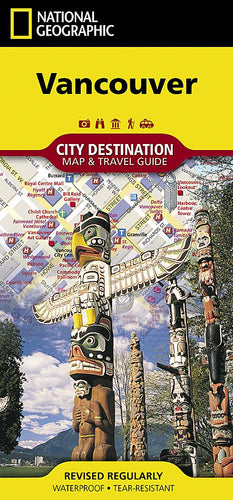 Vancouver City Destination Maps EVMAPLINK