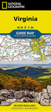 Load image into Gallery viewer, Virginia Guide Maps EVMAPLINK