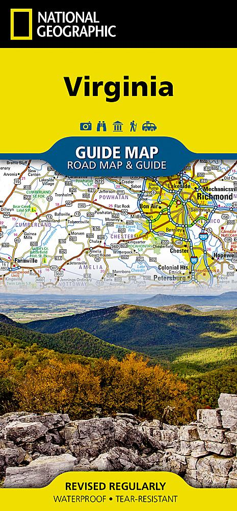 Virginia Guide Maps EVMAPLINK