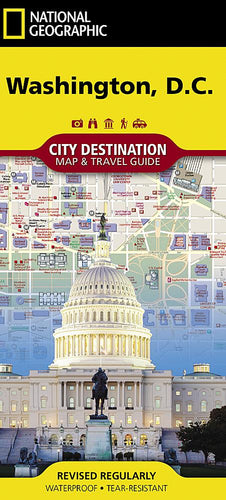Washington D.C. City Destination Maps EVMAPLINK