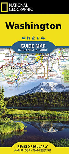 Washington Guide Maps EVMAPLINK