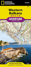 Load image into Gallery viewer, Western Balkans Adventure Maps EVMAPLINK