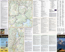 Load image into Gallery viewer, Wyoming Recreation Map Benchmark Maps EVMAPLINK