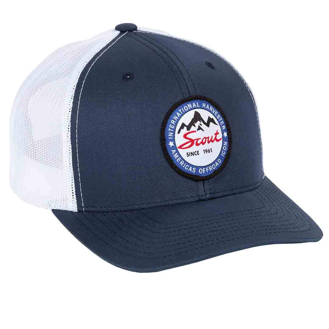 International Harvester Scout Navy Trucker Hat