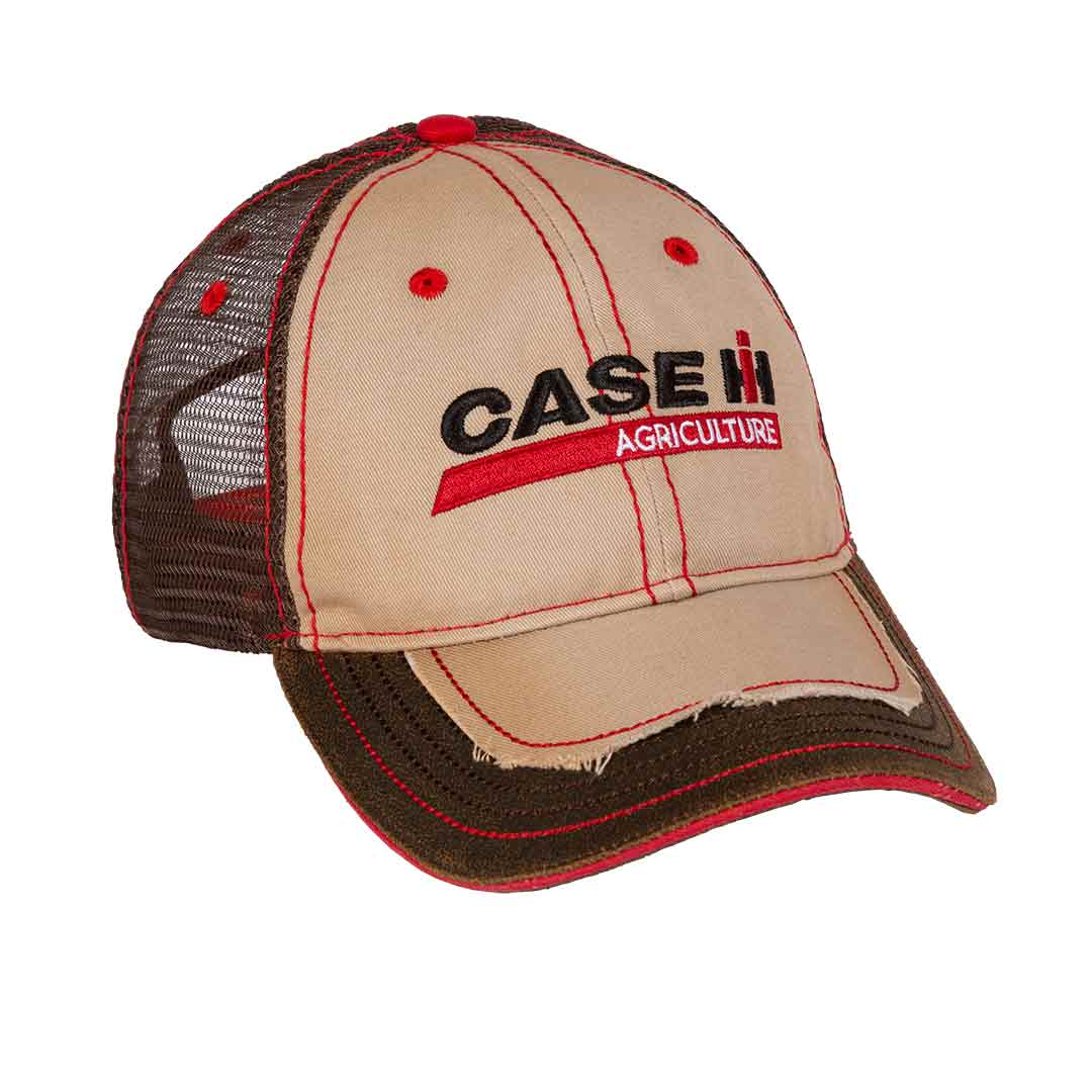 IH Case distressed hat